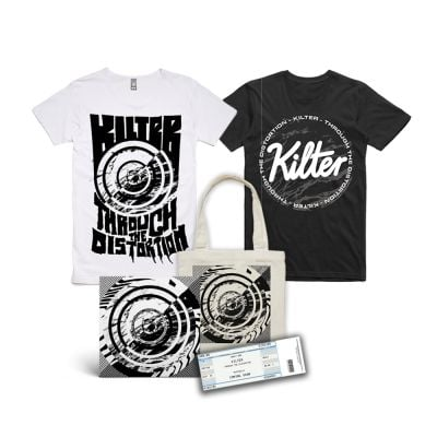 Ticket and CD Signed Bundle